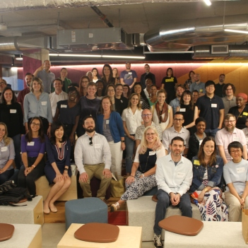 happy people after completing user research atlanta 2019