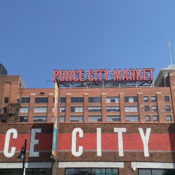 ponce city market and thank you to MailChimp for hosting us